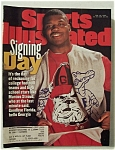 Sports Illustrated-February 19, 1996-Marcus Stroud