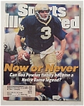 Sports Illustrated-September 23, 1996-Ron Powlus