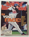Sports Illustrated Magazine-October 14, 1996-R. Alomar