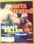 Sports Illustrated Magazine-November 18, 1996-Holyfield