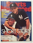 Sports Illustrated Magazine-February 24, 1997-D. Jeter