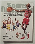 Sports Illustrated Magazine-March 10, 1997-Bulls & NBA