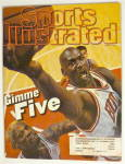 Sports Illustrated Magazine-June 9, 1997-Michael Jordan