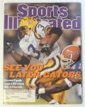 Click to view larger image of Sports Illustrated Magazine-Oct 20, 1997-Kevin Faulk (Image1)