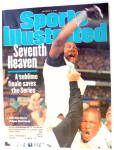 Sports Illustrated Magazine-Nov 3, 1997-Edgar Renteria