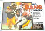 Click to view larger image of Sports Illustrated Magazine-Nov 24, 1997-Jerome Bettis (Image3)