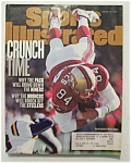 Sport Illustrated Magazine-January 12, 1998-Crunch Time