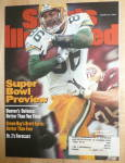 Sports Illustrated Magazine-January 19, 1998-A. Freeman