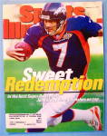Sports Illustrated Magazine-February 2, 1998-John Elway