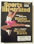 Sports Illustrated Magazine-February 9, 1998-M Kwan