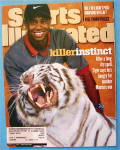 Sports Illustrated Magazine-April 13, 1998-Tiger Woods