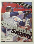 Sports Illustrated Magazine-June 29, 1998-Sammy Sosa