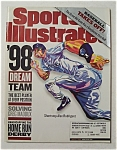Sports Illustrated Magazine-July 6, 1998-Dream Team