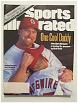 Sports Illustrated Magazine-September 7, 1998-McGwire