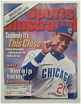 Sports Illustrated Magazine-September 21, 1998-Sam Sosa