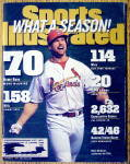 Sports Illustrated-October 5, 1998-Mark McGwire