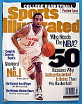 Click to view larger image of Sports Illustrated Magazine-November 23, 1998-NBA (Image1)