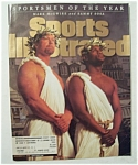Sports Illustrated Magazine -December 21, 1998-Sam Sosa