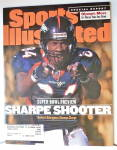 Sports Illustrated Magazine-Feb 1, 1999-Shannon Sharpe