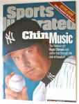 Sports Illustrated Magazine-March 1, 1999-Roger Clemens
