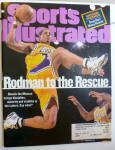 Sports Illustrated Magazine-March 8, 1999-Dennis Rodman