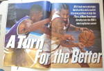 Click to view larger image of Sports Illustrated Magazine-March 15, 1999-Spartans (Image3)