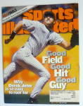 Sports Illustrated Magazine June 21, 1999 Derek Jeter