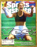 Click to view larger image of Sports Illustrated Magazine-July 19, 1999-B. Chastain (Image1)
