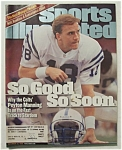 Sports Illustrated Magazine-Nov 22, 1999-Peyton Manning