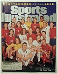 Sports Illustrated-December 20, 1999-US Soccer Team