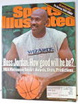 Click to view larger image of Sports Illustrated-February 14, 2000-Michael Jordan (Image1)