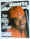 Sports Illustrated Magazine-Ken Griffey-February 2000