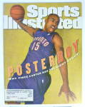 Click to view larger image of Sports Illustrated Magazine-Feb 28, 2000-Vince Carter (Image1)
