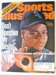 Click to view larger image of Sports Illustrated Magazine-March 13, 2000-Frank Thomas (Image1)