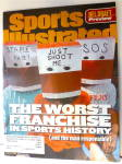Click to view larger image of Sports Illustrated Magazine-April 17, 2000-Franchise (Image1)