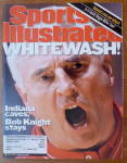 Sports Illustrated Magazine-May 22, 2000-Bob Knight