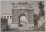 Arc De Trajan A Benevent