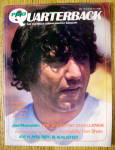 Pro Quarterback Magazine-November 1972-Joe Namath
