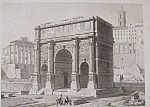 Click to view larger image of Arc De Septime Severe A Rome (Image1)