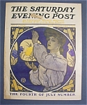 Click to view larger image of Saturday Evening Post Magazine - July 2, 1904 (Image1)