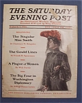 Click to view larger image of Saturday Evening Post Magazine - March 5, 1904 (Image1)