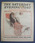 Click to view larger image of Saturday  Evening  Post  Magazine - April 30, 1904 (Image1)