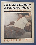 Saturday  Evening  Post  Magazine - July 1, 1905