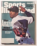 Sports Illustrated Magazine-April 20, 1998-P. Martinez