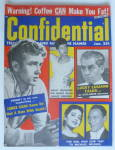 Click to view larger image of Confidential Magazine-January 1958-James Dean/Luciano (Image2)