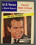 Click here to enlarge image and see more about item 4038: U.S. News & World Report Magazine - January 27, 1969