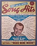 Click here to enlarge image and see more about item 4048: Song Hits Magazine - May 1946 - Vaughn Monroe Cover