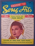 Song Hits Magazine - April 1950 - Mary Martin Cover