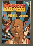 Click here to enlarge image and see more about item 4188: Sports Superstar Comics-1992-Michael Jordan
