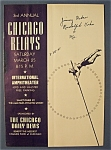 Click here to enlarge image and see more about item 4197: Chicago Relays Program - 1941